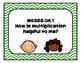 Georgia (MGSE) Math Essential Questions Third Grade