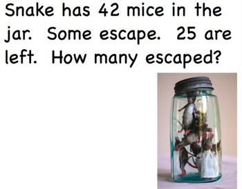 Georgia Math Grade 2 Unit 2 Counting Mice