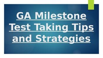 Georgia Milestone Review Powerpoint