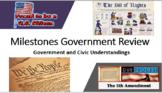 Georgia Milestones Government Review, 5th Grade