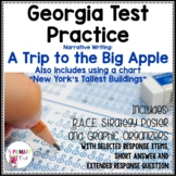 Georgia Milestones Prep Packet: A Trip to the Big Apple