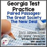 Georgia Test Prep Packet: The New Deal and The Great Society
