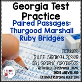 Georgia Test Prep Packet: Thurgood Marshall and Ruby Bridges