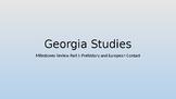 Georgia Milestones Review Power Point-Prehistory and Europ