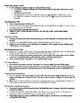 Georgia Milestones US History SSUSH3 Cloze Notes