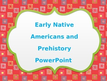 Georgia Native Americans and Prehistory