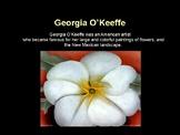 Georgia O'Keefe lesson