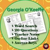 Georgia O'Keeffe - American Artist