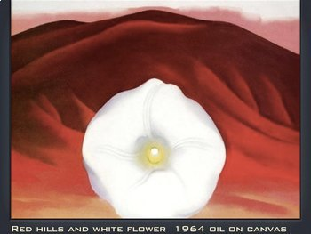 Georgia O'Keeffe - Art History - Modern Art - Painting - 224 Slides