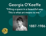Georgia O'Keeffe Power Point (Abstract)