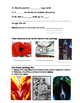Art History: Georgia O'Keeffe Read-A-Long & Worksheet (fil