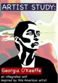 Artist Study:  Georgia O'Keeffe Complete Integrated Unit (CCSS Aligned)