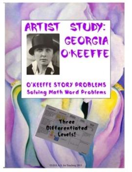 Georgia O'Keeffe Math Story Problems to Solve