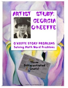 Georgia O'Keeffe Math Story Problems to Solve