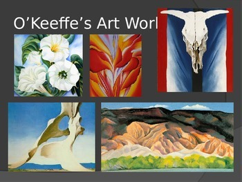 Georgia O'Keeffe Power Point