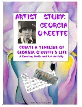 Georgia O'Keeffe Timeline