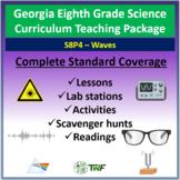 Georgia Performance Standards - 8th Grade - S8P4: Waves