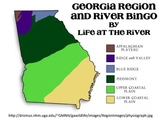Georgia Region and River Bingo