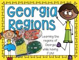 Georgia Regions