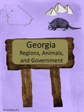 Georgia: Regions, Animals, and Government