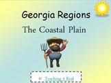 Georgia Regions: Coastal Plains