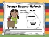 Georgia Regions Flipbook