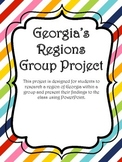 Georgia Regions Group Project (PBL)