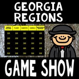 Georgia Regions TV Trivia -Animals, Plants, Regions, Habitat Destruction