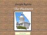 Georgia Regions: Piedmont Region