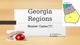 Georgia Regions Review Buzzer Game