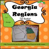Georgia Regions Tab Booklet