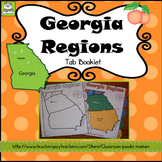 Georgia Regions Tab Booklet