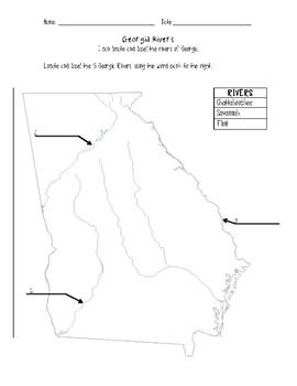 Georgia Rivers Test