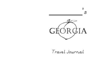 Georgia Regions Travel Journal