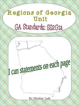 Georgia Regions Unit