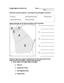 Georgia Regions and Rivers Test