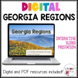Georgia Regions for Google Classroom