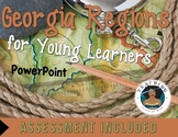 Georgia Regions for Young Learners