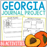 GEORGIA History Guided Research Project, Notebook Journal