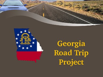 Georgia Road Trip Project