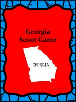 Georgia Scoot Game