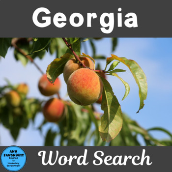 Georgia Search and Find