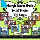 Georgia Second Grade Social Studies BIG Bundle