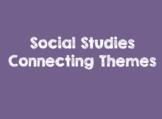 Georgia Social Studies Connecting Themes
