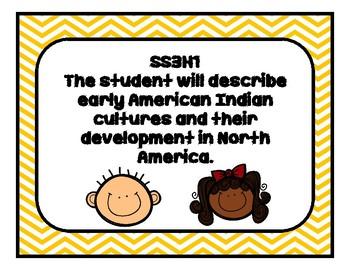 Georgia Social Studies Standards Third Grade GSE Updated!