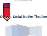 Georgia Social Studies Timeline