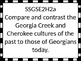 Georgia Standards of Excellence 2nd grade Social Studies