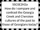 Georgia Standards of Excellence 2nd grade Social Studies Essential Questions