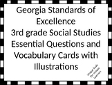 Georgia Standards of Excellence 3rd grade Social Studies E