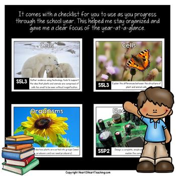 Georgia Standards of Excellence 5th Grade Science Posters